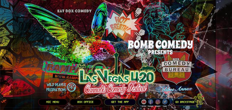 #LV420Fest Las Vegas 420 Cannabis Comedy Fest Banner.png