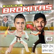 Bromitas con Kevin Armando Escobar y Markoveli