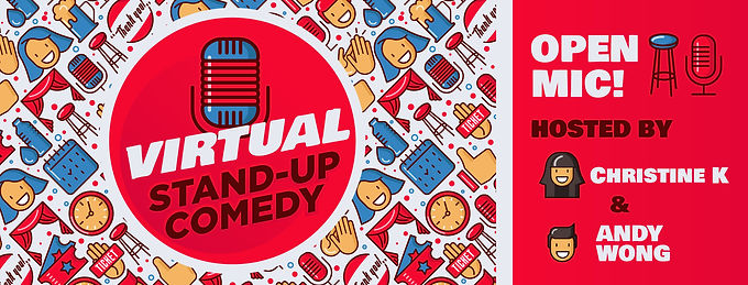 Stand Up and Sit Down Comedy (EVERY OTHER FRIDAY)