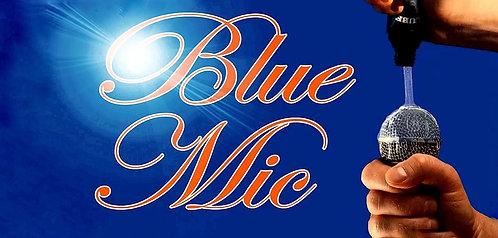 🎟️ Blue Mic 7/14 Audience