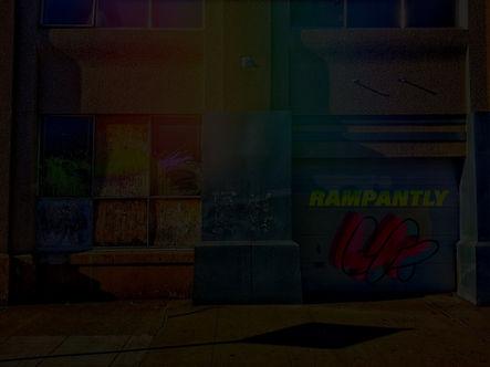 rampantly black factory background wallp