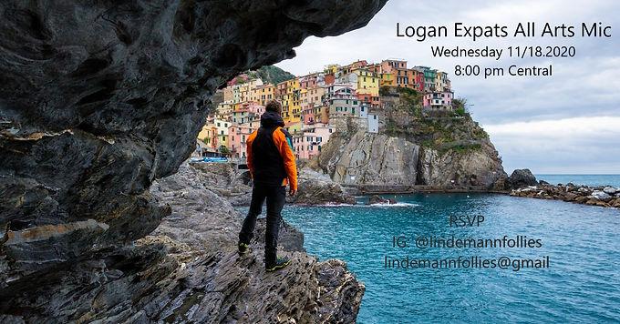 Logan Expats Virtual Mic