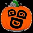Laugh Pumpkin Hyperlaze Design Joli Rx