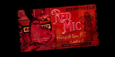 Red Mic #12