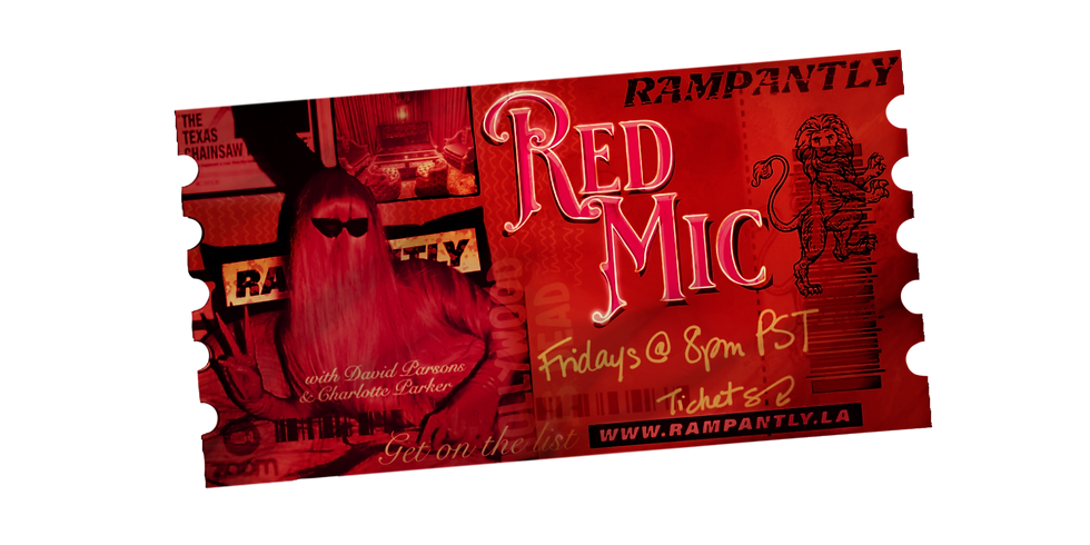 Red Mic #12