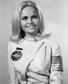 Astronaut Stewart
