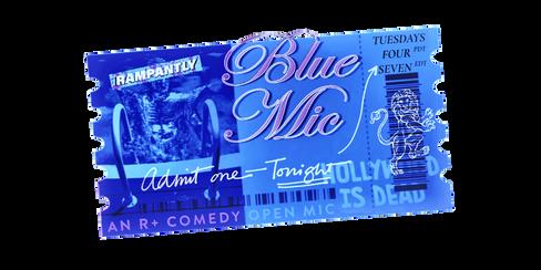 Blue Mic #29