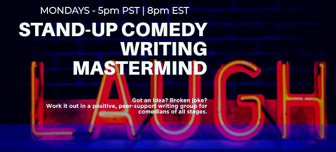 Stand-Up Comedy Writing Mastermind