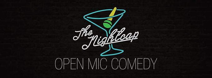 The Nightcap Virtual Open Mic Comedy