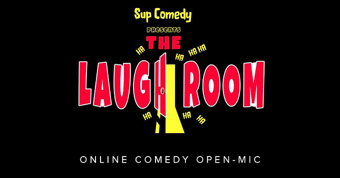 Laugh Room Online English Comedy Open-Mic