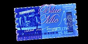 Blue Mic #42