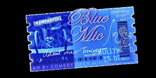Blue Mic #47