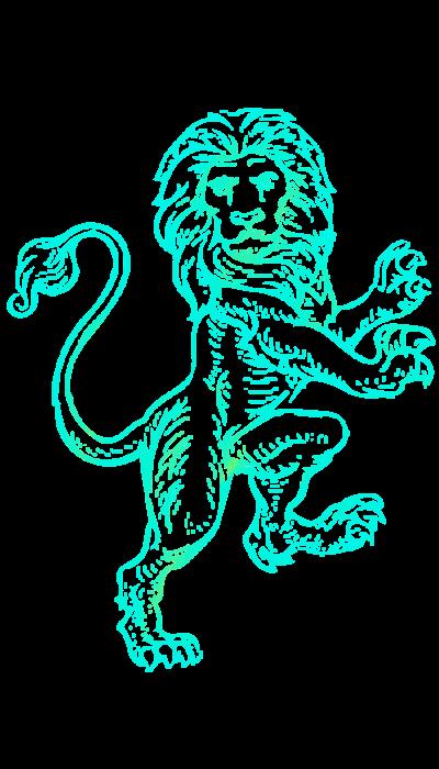 heraldic%20lion%20drawing%20vector%20aqu
