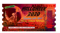 Halloweek 2020 Monday Late Show Ticket c