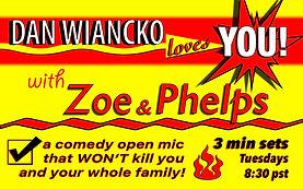 Dan Wiancko Loves You