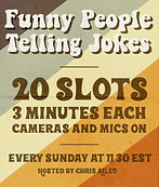 Funny People Telling Jokes