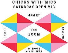 Chicks With Mics