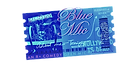 Hyperlaze Design Blue Mic Ticket Joli Rx hyper laze metamod metamodern meta modern graphic interactive arts