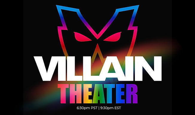 Villain Theater Virtual Open Mic