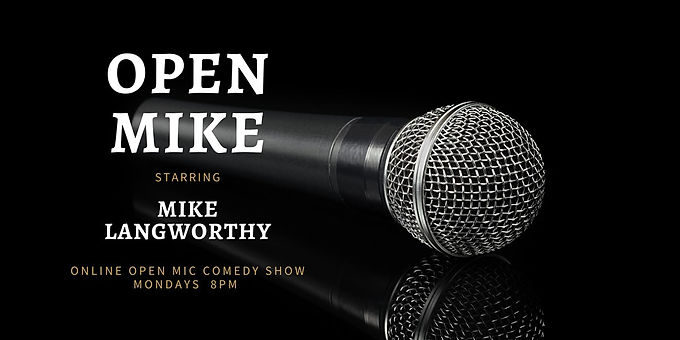 Open Mike with Mike Langsworthy