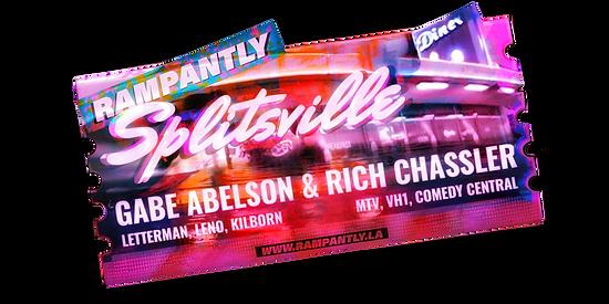 Splitsville #9