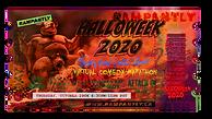 Halloweek 2020 Monday Late Show Ticket c