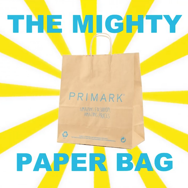Primark - The Mighty Paper Bag