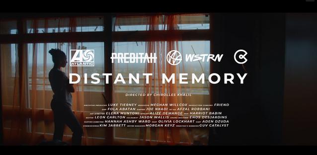 Preditah x WSTRN - Distant Memory