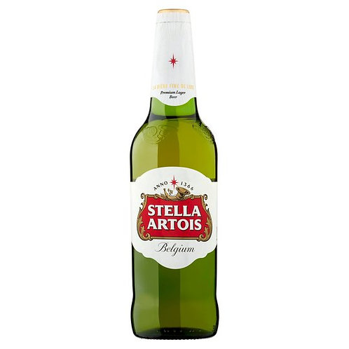 Stella bottle 660ml