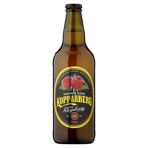 Kopparberg Raspberry bottle 500ml
