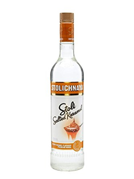 Stolichnaya Salted Caramel Vodka 70cl (6076)