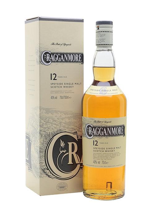 Cragganmore 12yr Whisky 70cl (v102545)