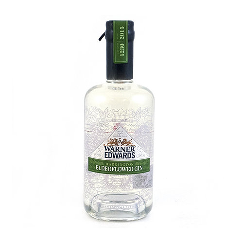 Warner Edwards Elderflower Gin 70cl (v7400)