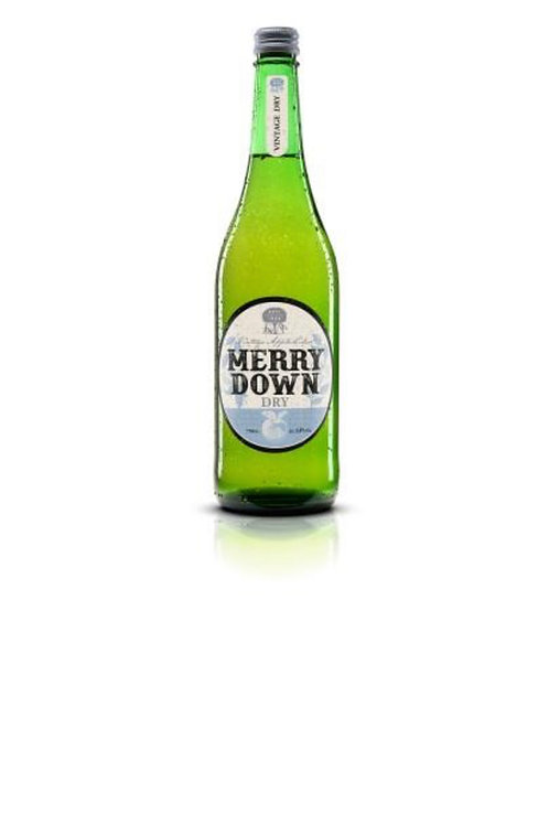 Merry Down Dry Cider 750ml