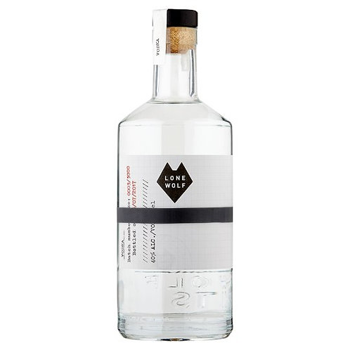 Lone Wolf Vodka 70cl (8019)