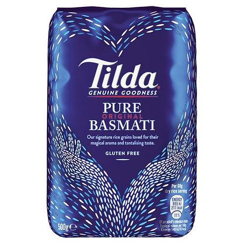 Tilda Basmati Rice 500g