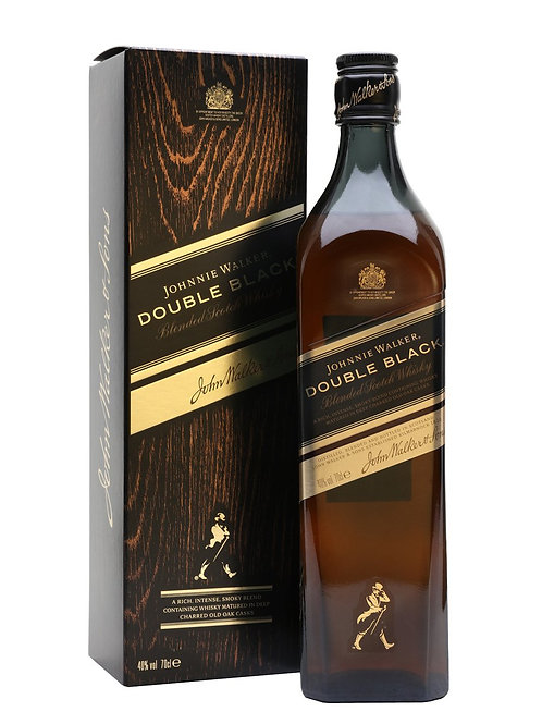 Johnnie Walker Double Black Whisky 70cl (v5324)