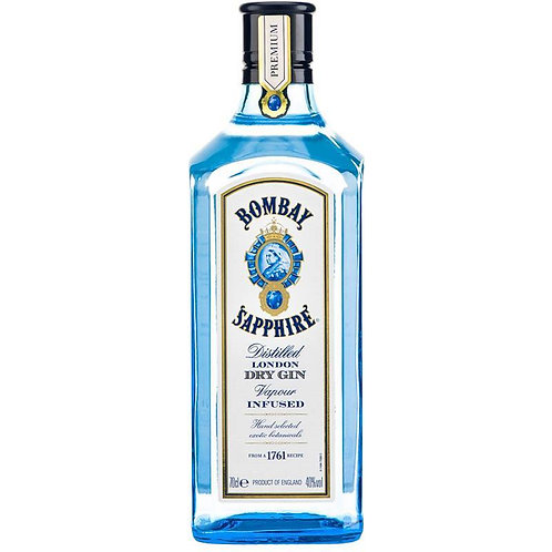 Bombay Saphire Gin 70cl