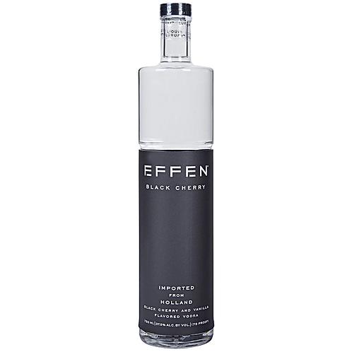 Effen Black Cherry Vodka 70cl