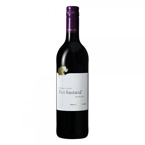 Fat Bastard Merlot 75cl