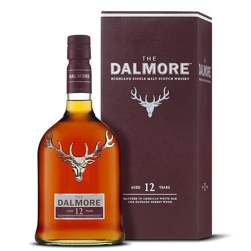 The Dalmore 12yr Whisky 70cl (v600)