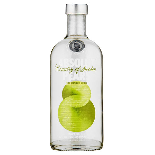 Absolut Pear Vodka 70cl (1700)