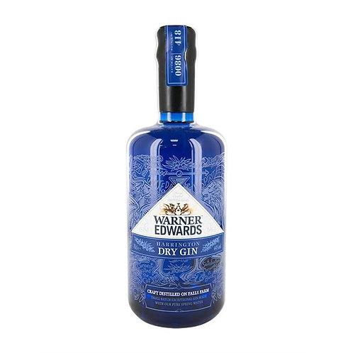 Warner Edwards Dry Gin 70cl (v7399)