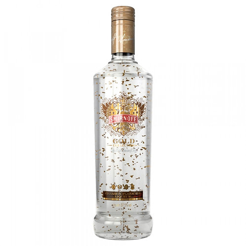 Smirnoff Gold Vodka 70cl(6019)