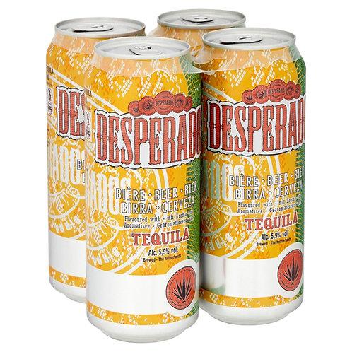 Desperados Cans 4x500ml