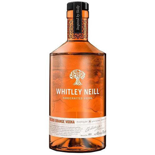 Whitley Neil Blood Orange Vodka 70cl (7694)