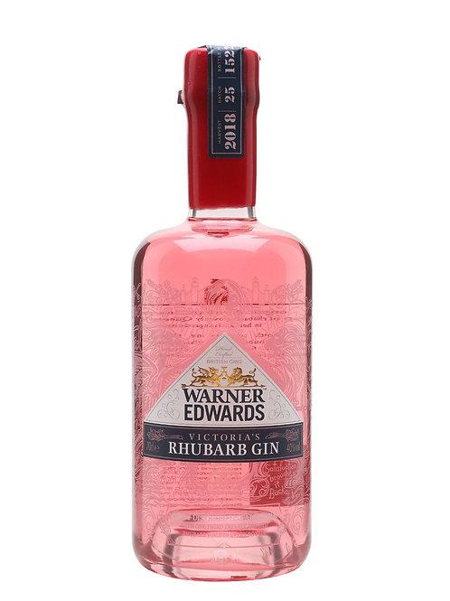 Warner Edwards Rhubarb Gin 70cl (v7402)