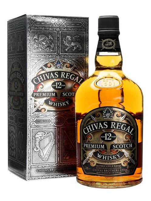 Chivas Regal 12yr Whisky 70cl (v100906)