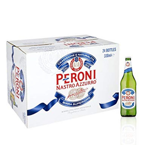 Peroni bottles 24x330ml