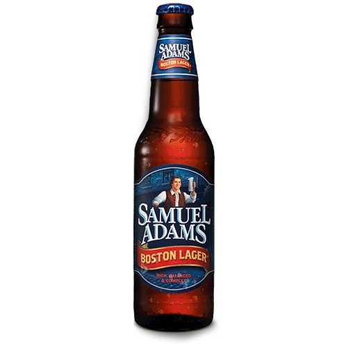 Samuel Adams bottle 500ml